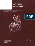 Gregory of Tours - Glory of the Martyrs