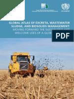 Global Atlas of Excreta, Watewater, Sludge, And Biossolids Management