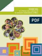Cdi Informe Identificacion Comunidades Afrodescendientes