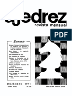 Ajedrez 212-Dic 1971 Ocr