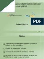 Sistema de Mensajería Instantánea Corporativa con Jabber y MySQL - Rafael Matito.pdf