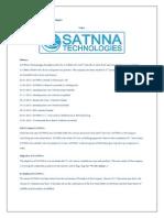Satnna Profile