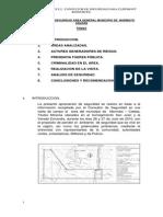 Analisis de Riesgo Marmato Julio de 2010-2