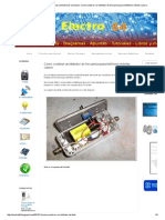 Electro 64 _ Circuitos, Esquemas electrónicos y Arduino_ Como construir un inhibidor de frecuencia para teléfonos móviles casero