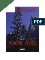 Wass Albert Versek