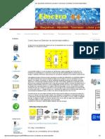 Electro 64 _ Circuitos, Esquemas electrónicos y Arduino_ Como hacer un Detector de electricidad estática
