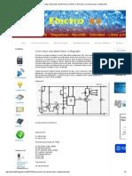 Electro 64 _ Circuitos, Esquemas electrónicos y Arduino_ Como hacer una alarma láser configurable