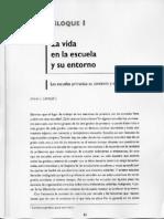 01 Las Escuelas Primarias, Su Contexto y Su Diversidad Alicia Carbajal(2) (1)