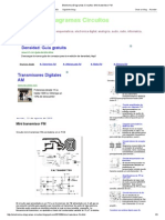 Electronica Diagramas Circuitos_ Mini Transmisor FM