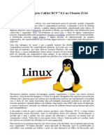Manual de Instalacao Ubuntu