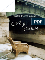 Fragment a Fi Si a Iubi de Valeria Florea-dascal