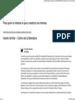 Huerto familiar – Cultivo de la Berenjena « Felix Maocho