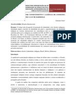 Do direito de livre consentimento à ausência de consenso