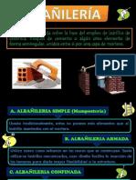 UNIDADES DE ALBAÑILERIAII