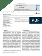 Sarcandralactone A