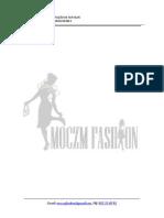 Logotipo de Moczm Fashion