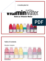 vitamin water media plan2