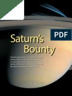 SKY - Saturn s Bounty