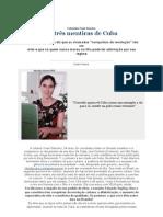 Entrevista Yoani Sánchez
