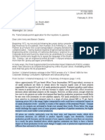 Letter to State Dept 14-02-09 KXL