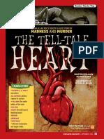 Telltale Heart Comic Poe