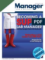 Lab Manager December 09