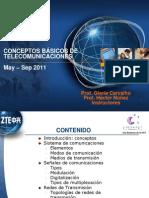 CBT Conceptos Básicos de Telecomunicaciones 01052009 (Of 2003)