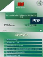 Presentation CMR