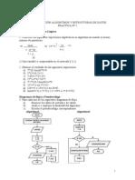 Programa Algoritmos y Estructuras de Datos N2