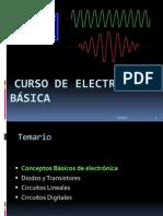 Curso Basico de Electronica