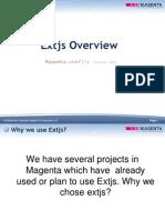 Extjs Overview