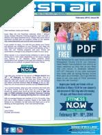 Step into Life Keysborough February 2014 Newsletter