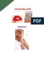 Trucos de Belleza - Depilacion