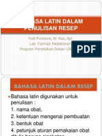 BHS LATIN 2