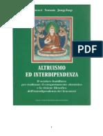 Altruismo Ed Interdipendenza