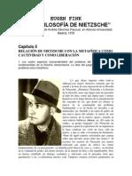 EUGEN FINK-Sobre Nietzsche