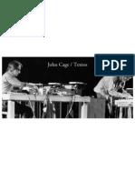 John Cage - Textos