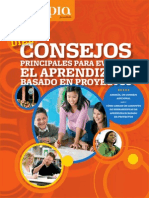 Edutopia Guia Diez Consejos Para Evaluar PBL Espanol