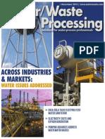 WaterWaste Processing - December 2013