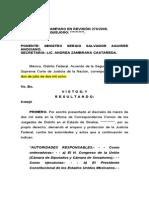 Sentencia Art. 166 Renta
