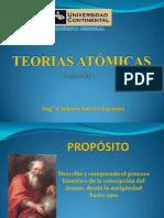4. TEORIAS ATOMICAS