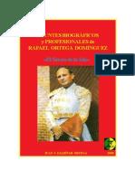 Rafael Ortega. Apuntes biográfico