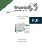 MANUAL NX-8 V2 021205