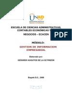 Módulo 23-GESTION DE INFORMACION EMPRESARIAL V.2
