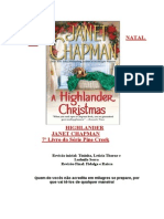 J C - Pine Creek Highlander 07 - O Natal Do Highlander (Rev. PRT)