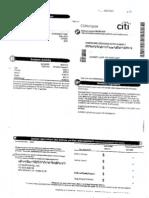 Citi Bank Trial Loan Modification