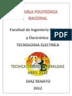 Informe Gira Tecnica2012