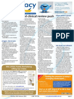 Pharmacy Daily for Mon 10 Feb 2014 - Guild clinical review push, eRx now with QR codes, Canadian pharmacy vax, Weekly Comment and much more