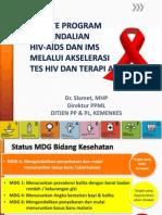 HIV AIDS direktur_P2ML.ppt