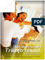 Los Secretos Del Triunfo Sexual